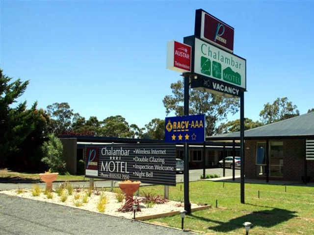 Chalambar Motel - Accommodation Gold Coast