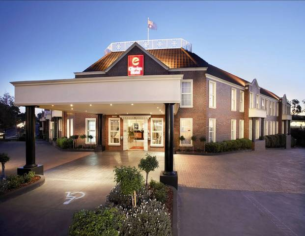 Canterbury International Hotel - Accommodation Gold Coast