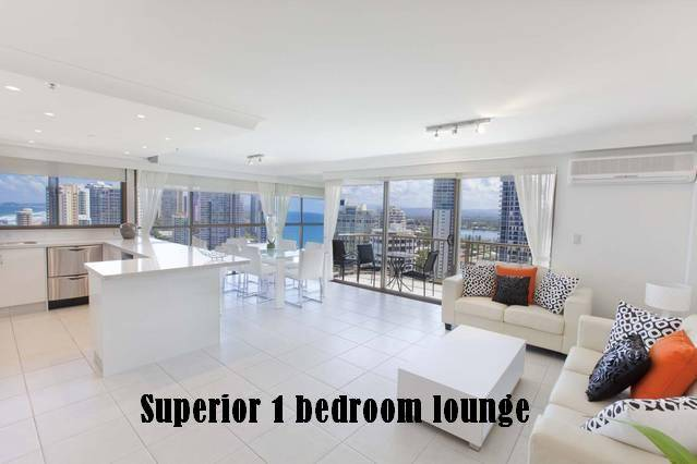 De Ville Apartments Main Beach - Accommodation Gold Coast
