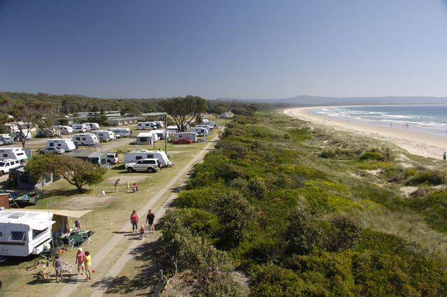 Discovery Holiday Parks - Pambula Beach - Accommodation Gold Coast