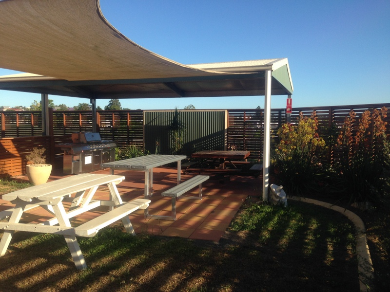 Gympie Caravan Park - Queens Park - Accommodation Gold Coast
