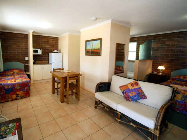 Rubyvale Motel  Holiday Units - Accommodation Gold Coast