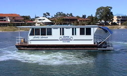 Dolphin Houseboat Holidays - Accommodation Gold Coast