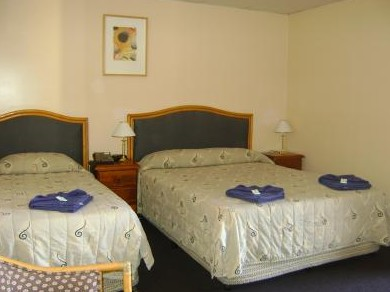 Mudgee Motor Inn - Accommodation Gold Coast