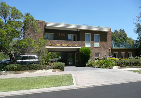 Keilor Motor Inn - Accommodation Gold Coast