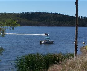 Paradise Dam Recreation Park - Accommodation Gold Coast