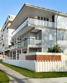 Bujerum Apartments on Burleigh - Accommodation Gold Coast