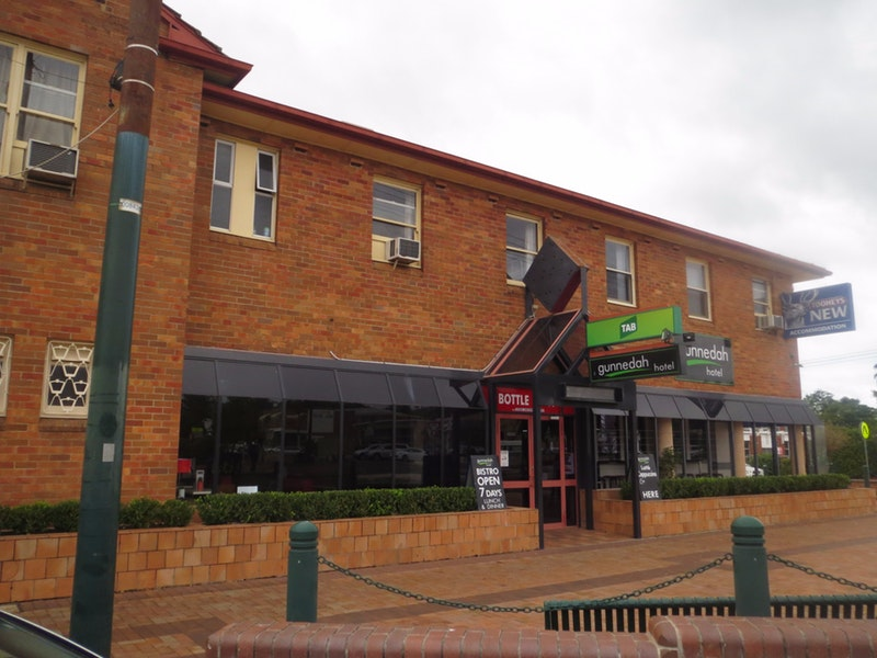 Gunnedah Hotel - Accommodation Gold Coast