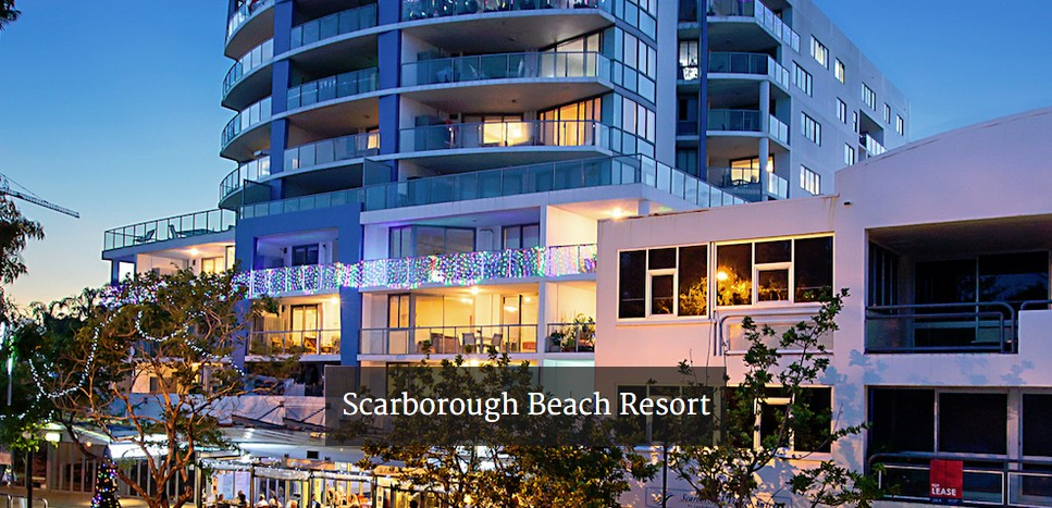 Scarborough Beach Resort - Accommodation Gold Coast