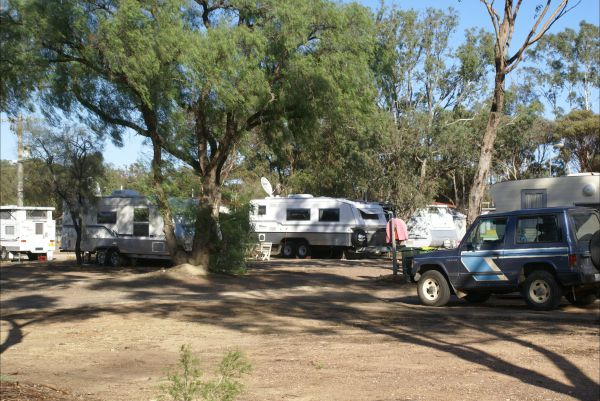 Inglewood Motel and Caravan Park - Accommodation Gold Coast