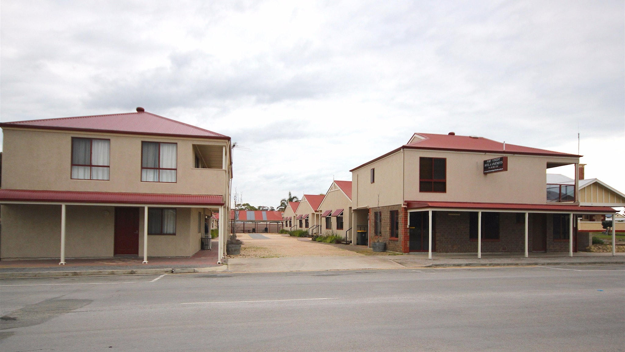 Port Vincent Motel and Apartments - Accommodation Gold Coast