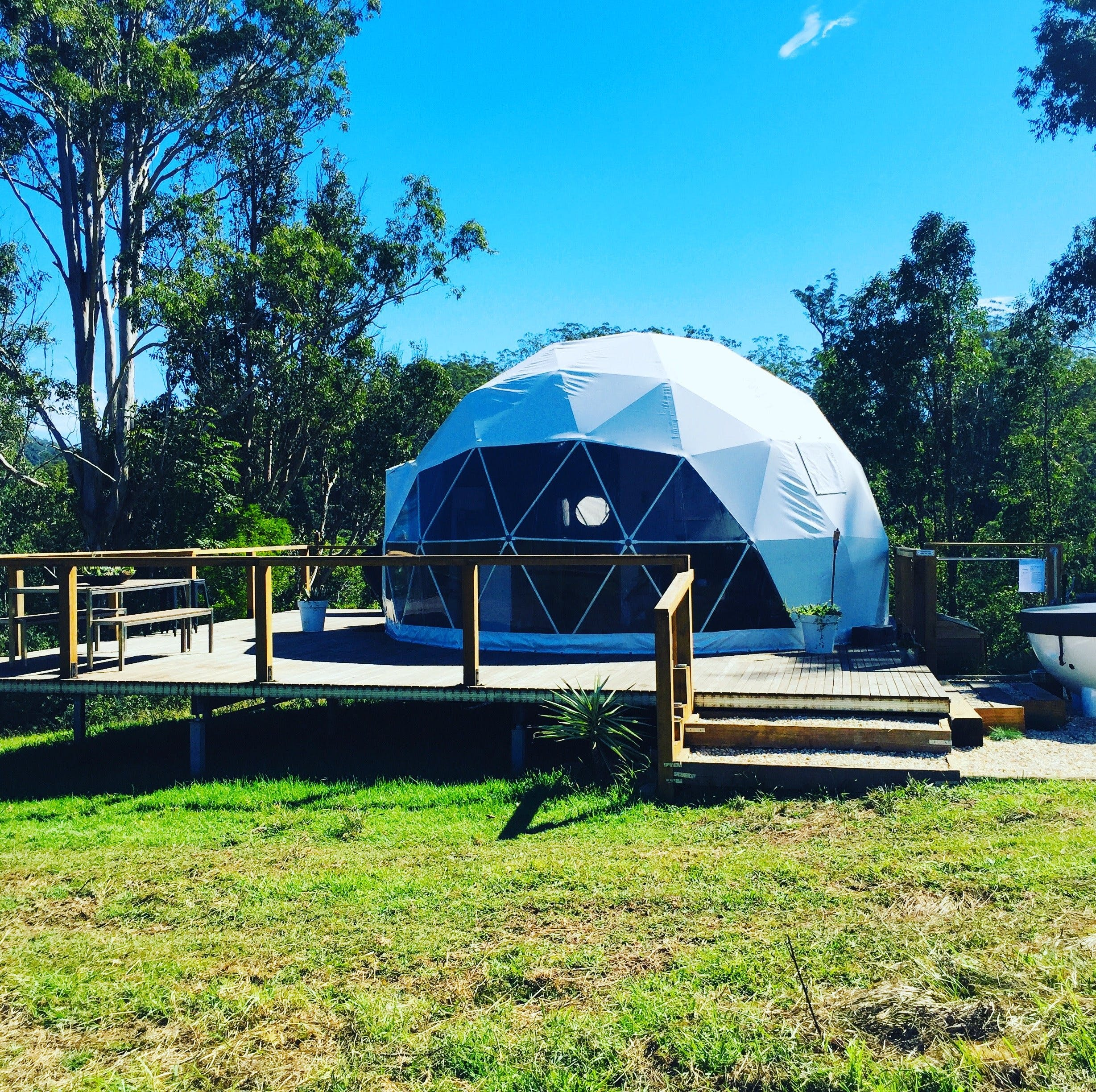 Nature Domes - Accommodation Gold Coast