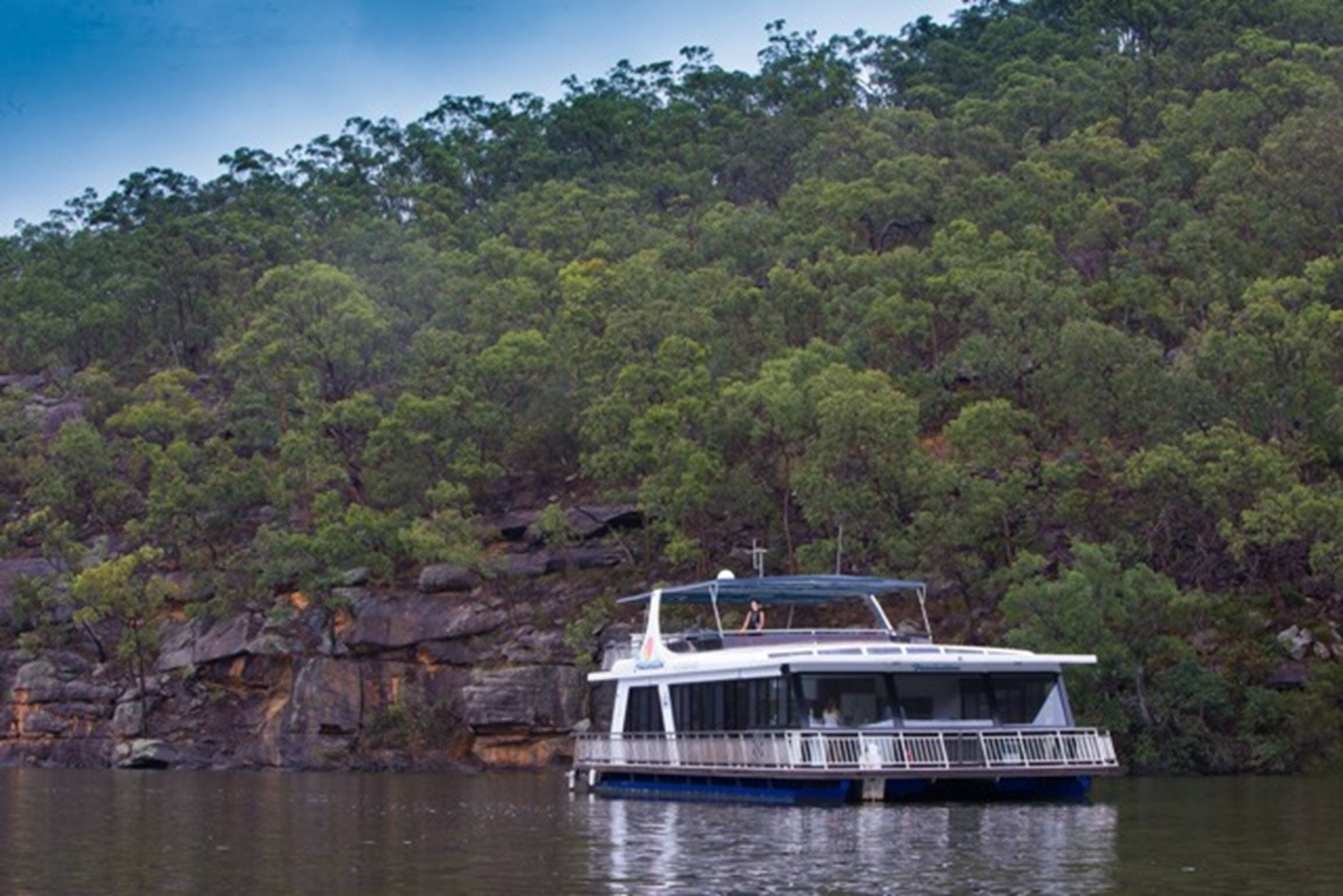 Able Hawkesbury River Houseboats - Kayaks and Dayboats - Accommodation Gold Coast