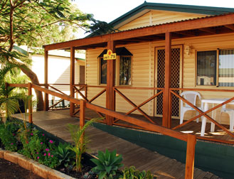 Wintersun Caravan  Tourist Park - Accommodation Gold Coast