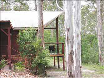 Bewong River Retreat - Accommodation Gold Coast