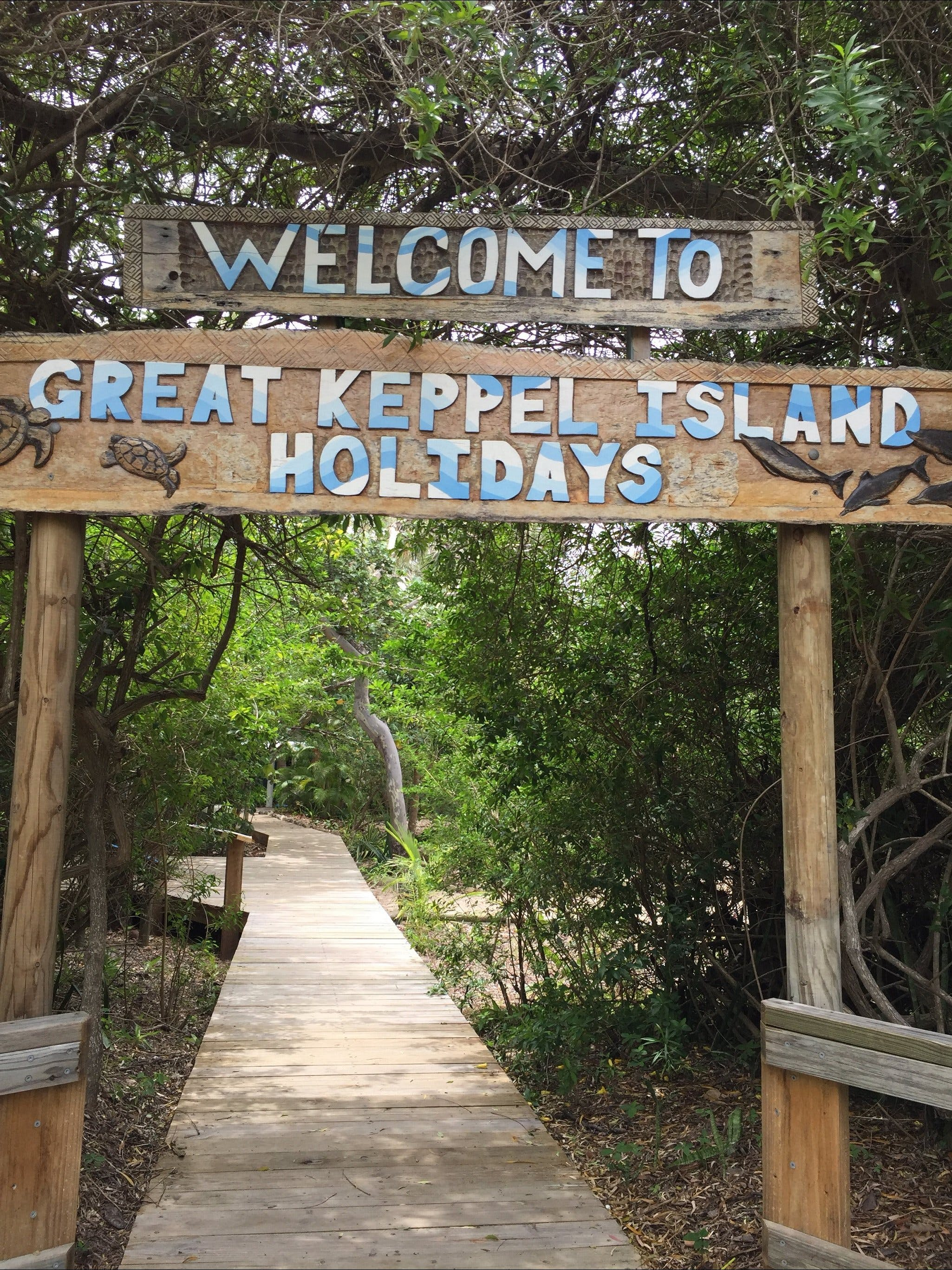 Great Keppel Island Holiday Village - Accommodation Gold Coast