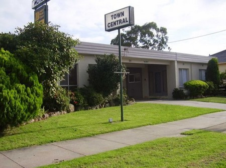 Bairnsdale Town Central Motel - Accommodation Gold Coast