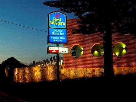 Best Western Drouin Motor Inn - Accommodation Gold Coast