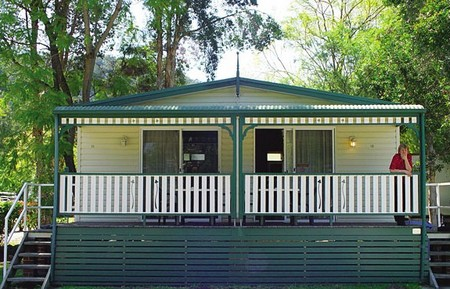 Del Rio Riverside Resort - Accommodation Gold Coast