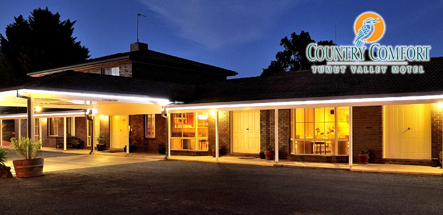 Country Comfort Tumut Valley Motel - Accommodation Gold Coast