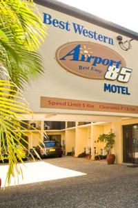 Best Western Airport 85 Motel - Accommodation Gold Coast