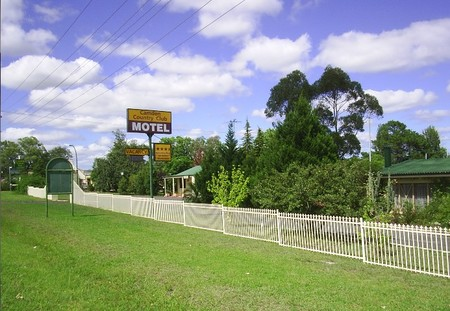 Camden Country Club Motel - Accommodation Gold Coast