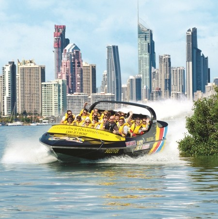 Paradise Jetboating - Accommodation Gold Coast