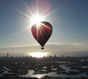 Balloon Down Under - Accommodation Gold Coast