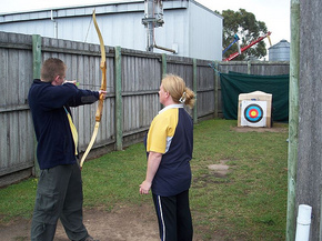 Bairnsdale Archery Mini Golf  Games Park - Accommodation Gold Coast