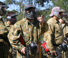 Action Paintball Games - Perth - Accommodation Gold Coast