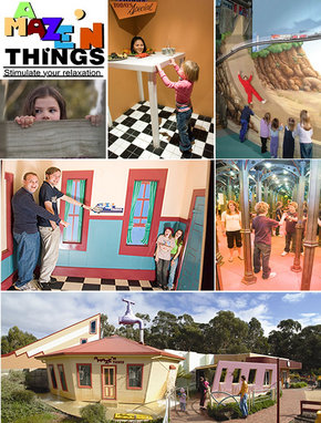 A Maze 'N Things - Accommodation Gold Coast