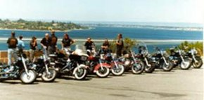 Down Under Harley Davidson Tours - Accommodation Gold Coast