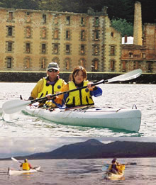 Blackaby's Sea Kayaks and Tours - Accommodation Gold Coast