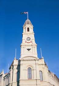 Fremantle Town Hall - Accommodation Gold Coast