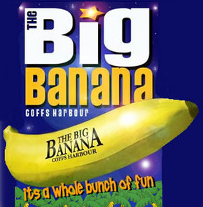 Big Banana - Accommodation Gold Coast