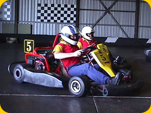Indoor Kart Hire - Accommodation Gold Coast