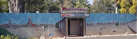 Mystery Craters - Accommodation Gold Coast