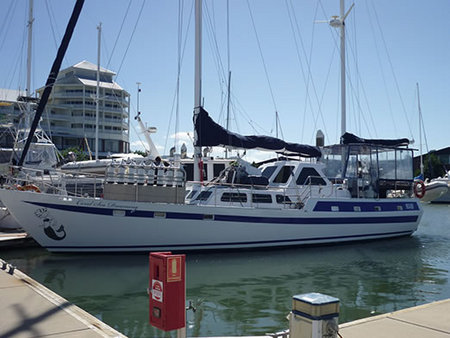 Coral Sea Dreaming Dive and Sail - Accommodation Gold Coast