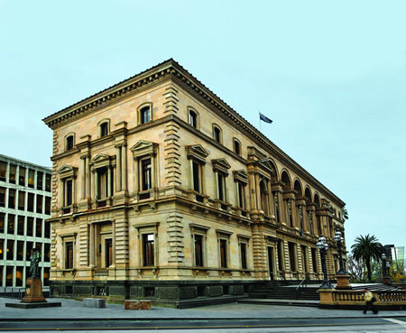 Old Treasury Building - Accommodation Gold Coast