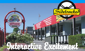 Sidetracked Entertainment Centre - Accommodation Gold Coast