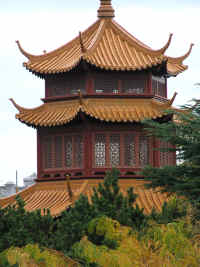 Chinese Garden of Friendship - Accommodation Gold Coast
