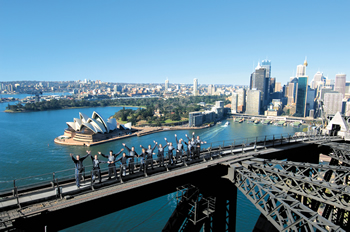 Sydney Harbour Bridge Climb - Accommodation Gold Coast