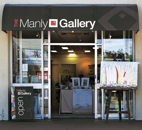 The Manly Gallery - Accommodation Gold Coast