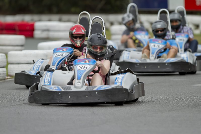 Kingston Park Raceway Go Karting - Accommodation Gold Coast
