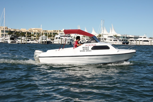 Mirage Boat Hire - Accommodation Gold Coast