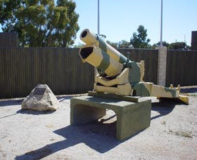 Military Museum Merredin - Accommodation Gold Coast