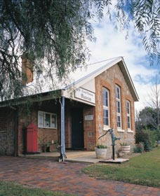 Narrogin Old Courthouse Museum - Accommodation Gold Coast