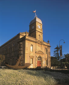 The Albany Town Hall - Accommodation Gold Coast