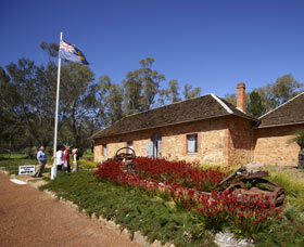 Old Gaol Museum Toodyay - Accommodation Gold Coast