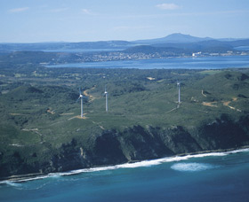 Albany Wind Farm - Accommodation Gold Coast
